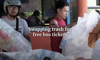 trash Surabaya