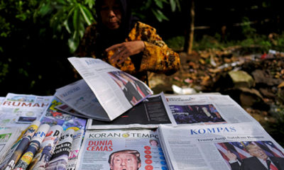 Indonesia journalists